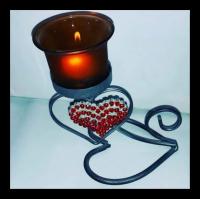 Dan wax heart