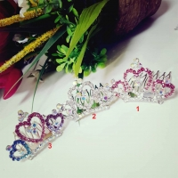 Crown hair for girls