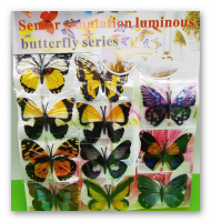 Mattress number 11 butterfly