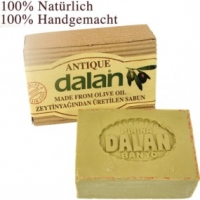 antique dalan soap made from olive oil handmade
