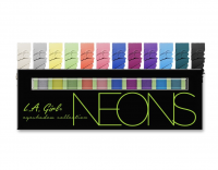 GES334 BEAUTY BRICK EYESHADOWS   Neon