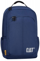 CAT Mochillas 22 Ltrs Navy Blue Casual Backpack