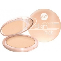 Compact face powder from Bell No. 041
