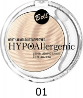 Bell Hypoallergenic Shimmering Sands Eye Shadow 01