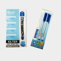 Set 30 blue dry pens
