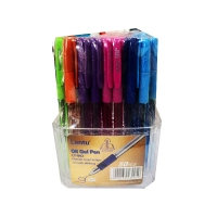 Pack of colored pens color number 50 color