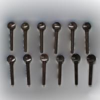 Oud keys - kit