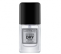 Polished and dryer to paint the nails of Catrice