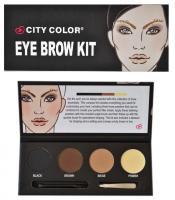 eyebrow kit   city color