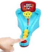 Classic Cartoon Toy Portable Mini Basketball For Kids