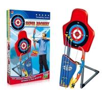 Super Archery Set  bracket with 3 lanyards  for children