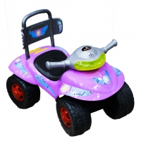 Toy vehicle for children
