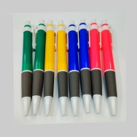 Set of dry pens blue color 8 pens