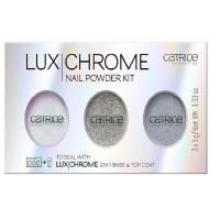 LUX CHROME NAIL POWDER KIT