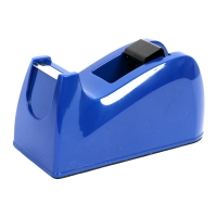 Transparent adhesive holder