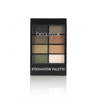 BE2174-5 Eyeshadow Palette   Green with Envy