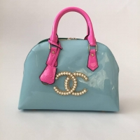 Women s handbag with elegant shape
