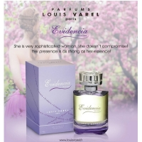 LOUIS VAREL EVIDENCIA WOMEN EDP 90 ML