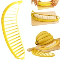 Banana cutting tool