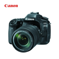 CANON CAMERA 80D 18-135 IS USM
