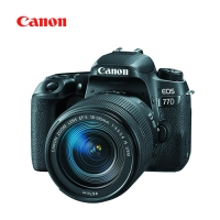 CANON CAMERA 77D 18-135 IS USM