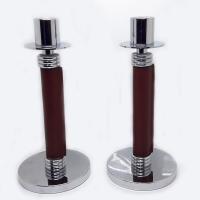 regent candle holders x 2