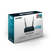 D - Link Wireless Router N300 COOL DIR - 605L