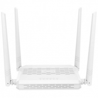 Wired Router from Tenda FH330 4 X - White color