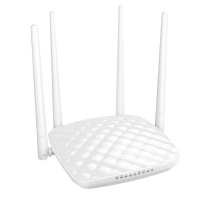 TENDA ROUTER WIFI N300 WITH 4 ANTENNAS
