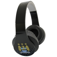 MFC City stereo headphones - Black
