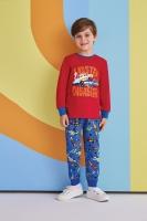 Pajama children aged 5 to 8 years