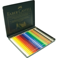 The colors of the brand Viber Castell 24