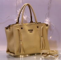 SOFT LEATHER GUESS BRAND HANDBAH