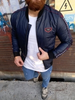 Men Leather Jacket Made in Turkey