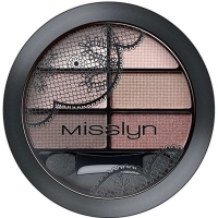 The Misslyn Eyes on Stage Eyeshadow Set