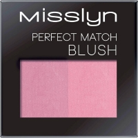 Misslyn Perfect Match Blush