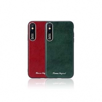 Leather Case High Quality for iPhone XS Remix RM-1666