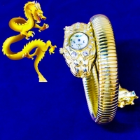 Sunex Dragon watch for women