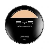 BYS Creme Foundation Light Beige