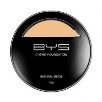 BYS Creme Foundation Natural Beige