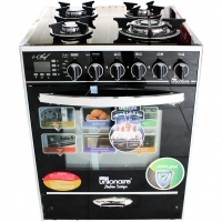unionaire glassy gas cooker