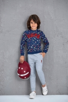 Pajama children aged 4 to 7 years