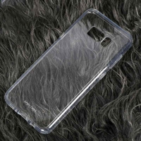 Cover Transparent gelatine for Samsung Galaxy S8