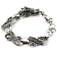 Mens Bracelet - The Dragon