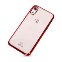 Cover Transparent plastic Rubber for Iphone XS MAX USAMS