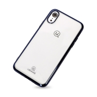 Cover Transparent plastic Rubber for Iphone XS