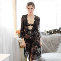 Lingerie Style Ladies Robes Night Gown Nightwear