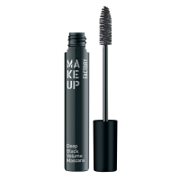 Deep Black Volume Mascara No. 01 make up factory