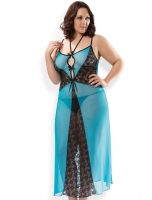 Fantasy Long Nightgown