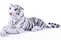 The white tiger doll measuring 60 cm